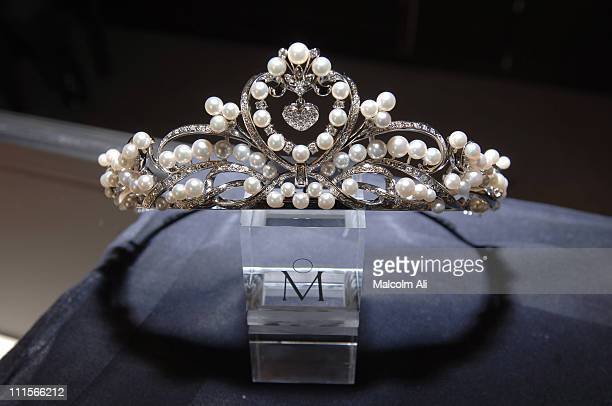 Mikimoto Tiara Loan to Sheryl Lee Ralph for her July 30 Nuptials