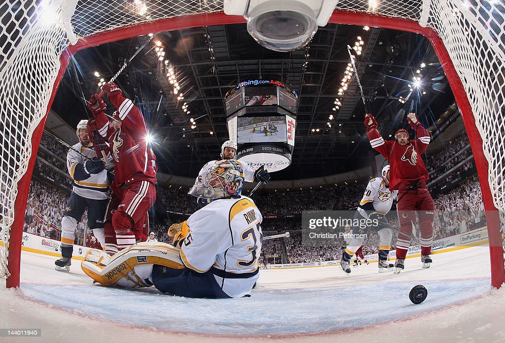 Nashville Predators v Phoenix Coyotes - Game Five