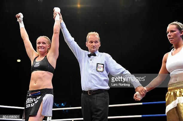 Mikkel Kessler vs Perdomo Vinni Skovgaard Danmark winning against Jazueline Nowack Tyskland © Lars Rønbøg / Frontzonesport