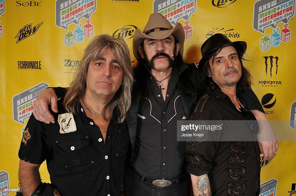 "2010 SXSW Festival - ""Lemmy"" Red Carpet Arrivals And Greenroom"