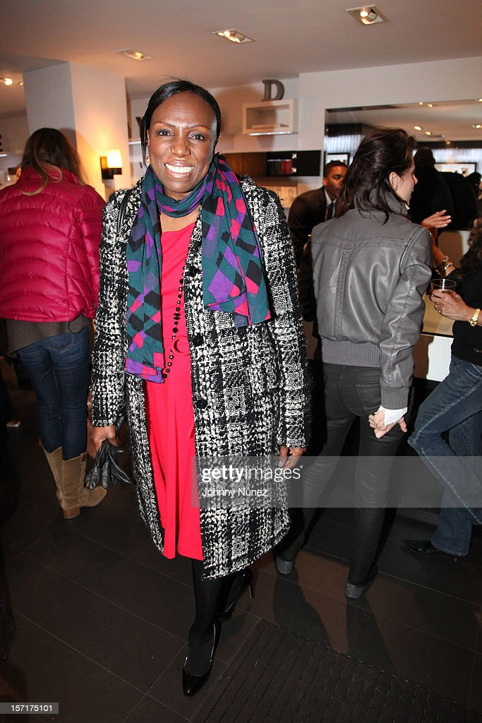 Mikki Taylor attends the Reserv Concierge & Diptyque holiday shopping party at the Diptyque Store on November 29, 2012 in New York City.