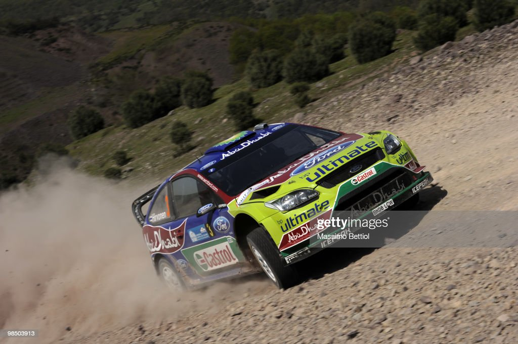 FIA World Rally Championship Turkey - Leg 1