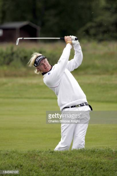 Mikko Ilonen disqualified after a wrong drop during US Open qualifying at Walton Heath on June 6 2005