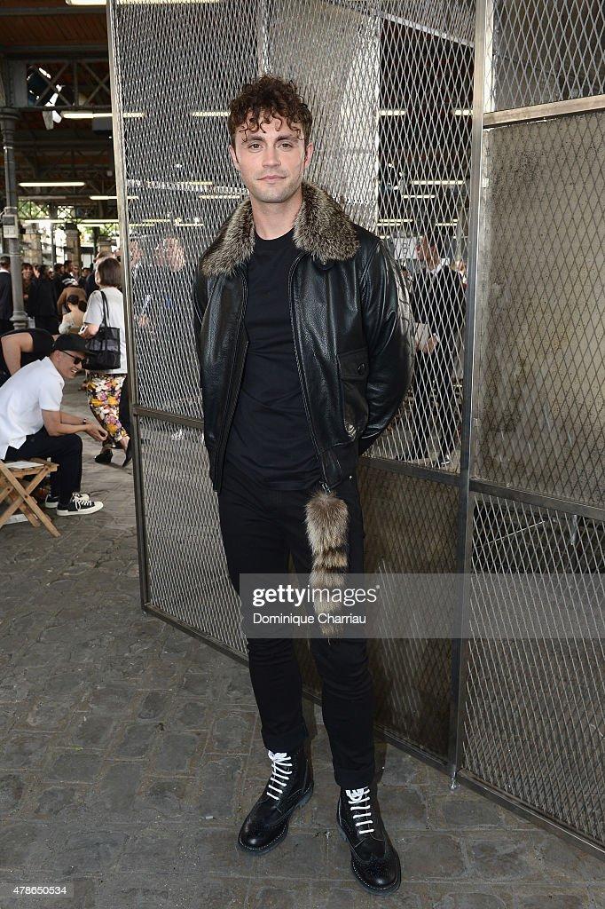 Givenchy : Outside Arrivals  - Paris Fashion Week - Menswear Spring/Summer 2016