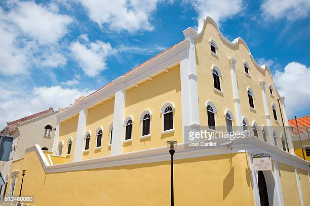 Mikve Israel-Emanuel Synagogue in Willemstad, Curacao