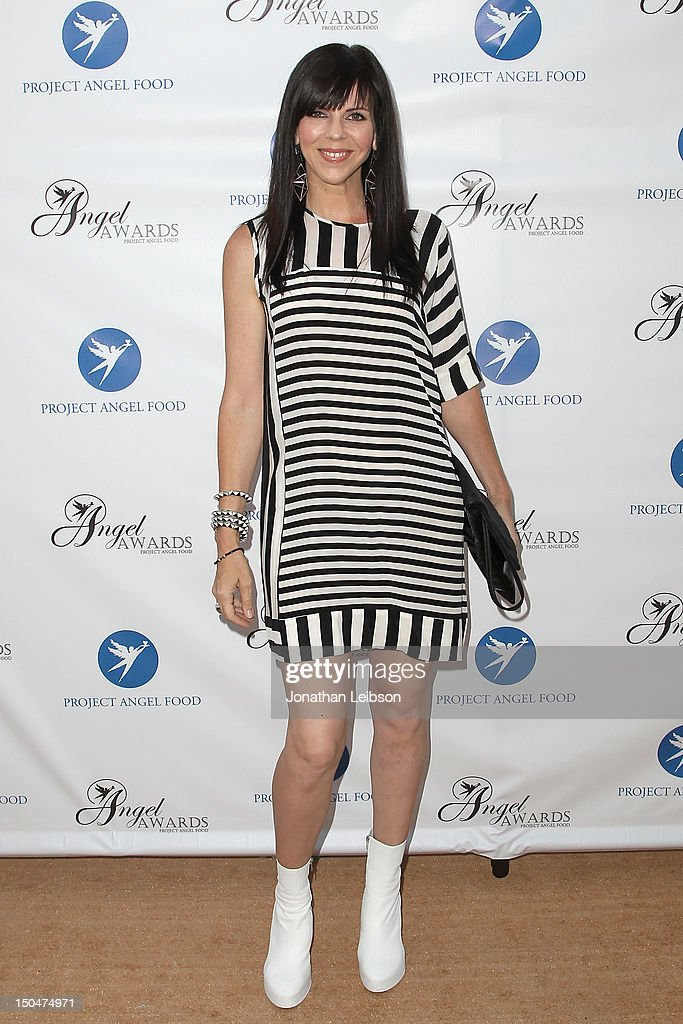 Mila Hermanovski attends the Project Angel Food's Annual Summer Soiree at Project Angel Food on August 18, 2012 in Los Angeles, California.