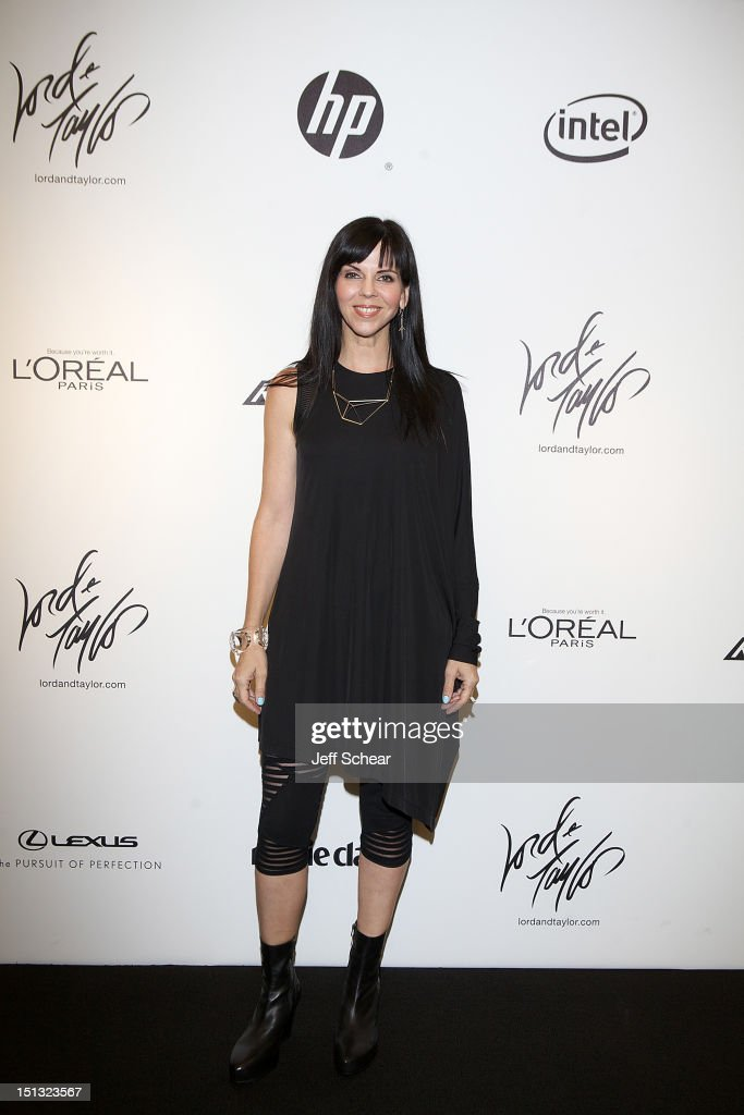 Mila Hermanovski attends the Project Runway Season 10 Wrap Party at Lord & Taylor on September 5, 2012 in New York City.