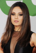 Mila Kunis attends the 'Ted' World Premiere held at Grauman's Chinese Theatre on June 21 2012 in Hollywood California