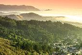 Pacifica, San Mateo County, California, USA.
