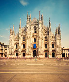 Milan Cathedral and Piazza del Duomo