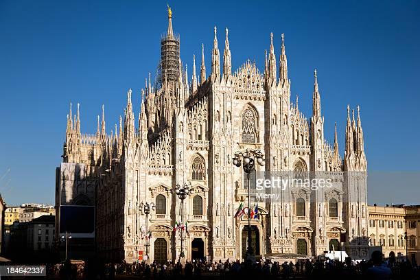 Milan Cathedral Duomo di Milano Italy