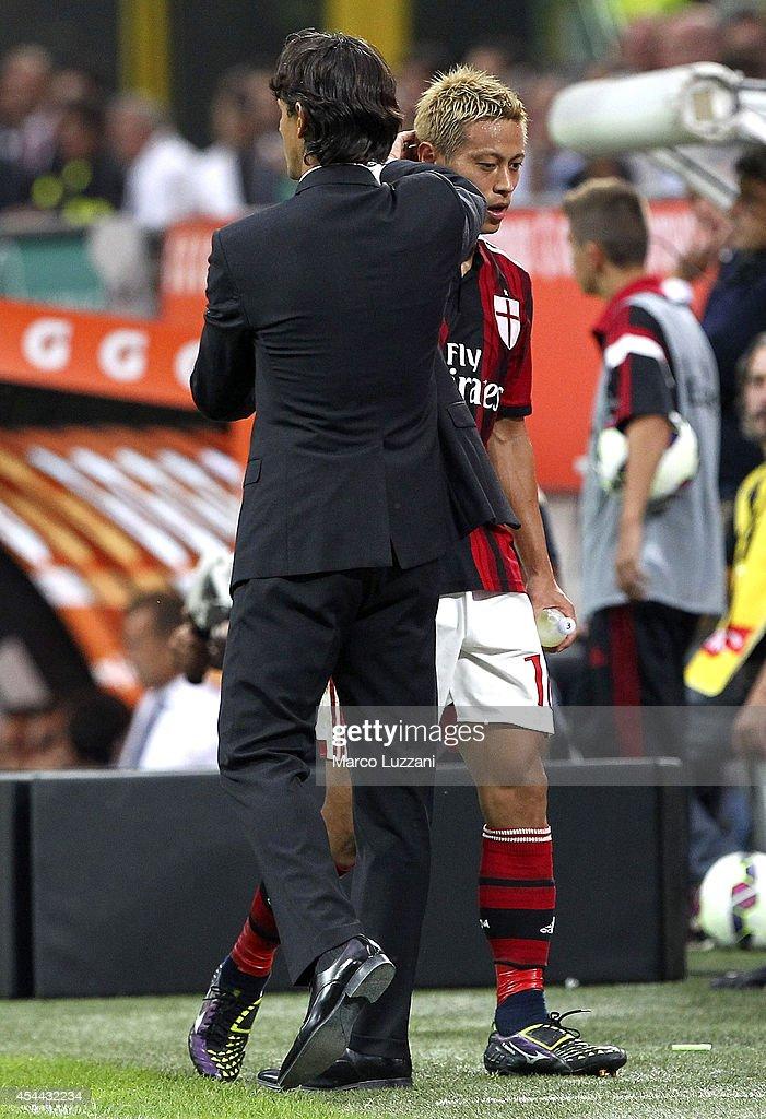 AC Milan v SS Lazio