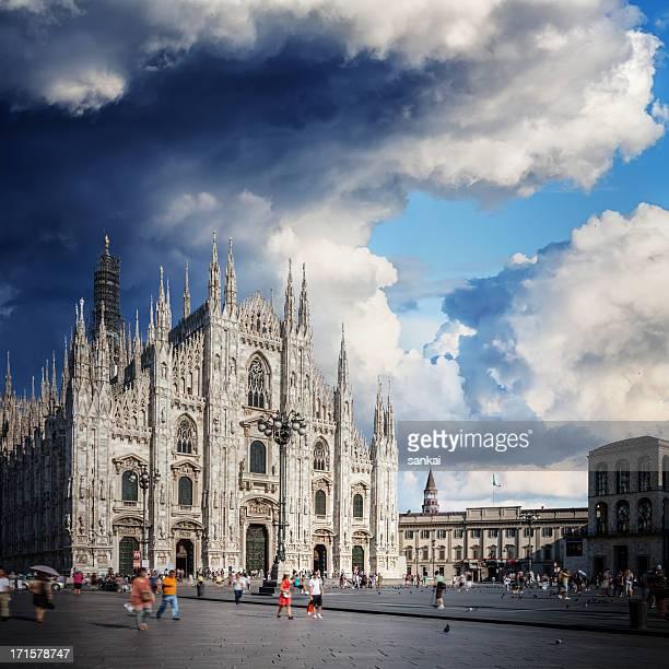 Cathédrale Duomo de Milan, Italie