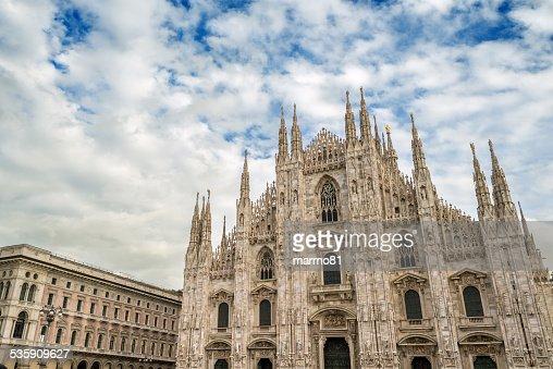 Duomo di Milano : Foto stock