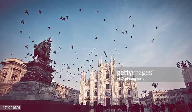 Milan - Duomo Square