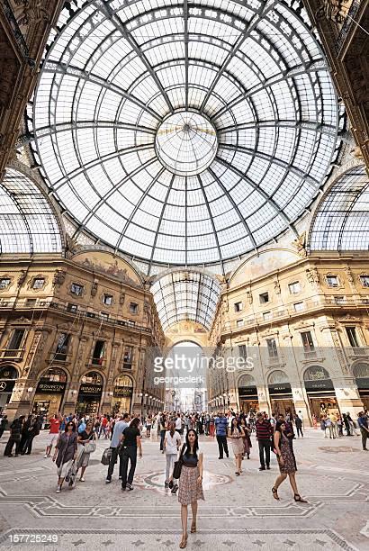 Mailand-Galleria Vittorio Emanuele II
