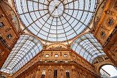 Picture of Galleria Vittorio Emanuele II in Milan
