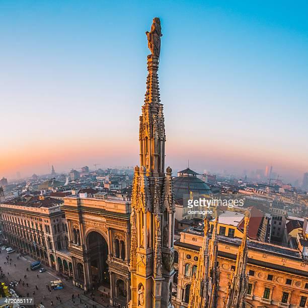 Panorama de Milan