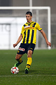 Milan Vilotic during a friendly match between Young Boys Bern and Hannover 96 on January 17 2015 in Belek Turkey