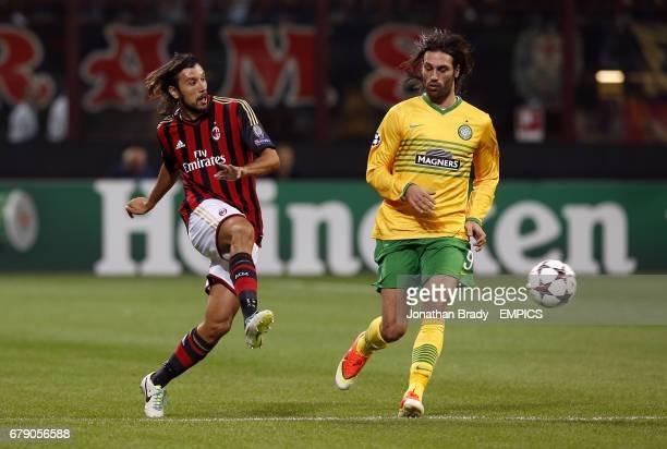 AC Milan's Cristian Zaccardo