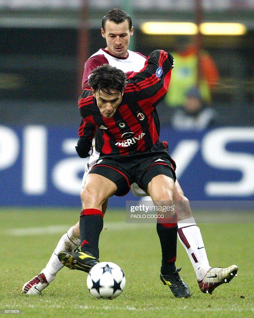 AC Milan v Sparta Prague s and