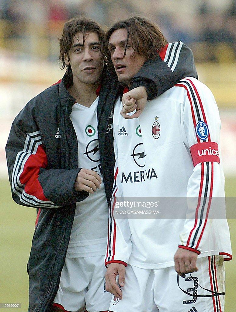 AC Milan s midfileder Manuel Rui Costa o