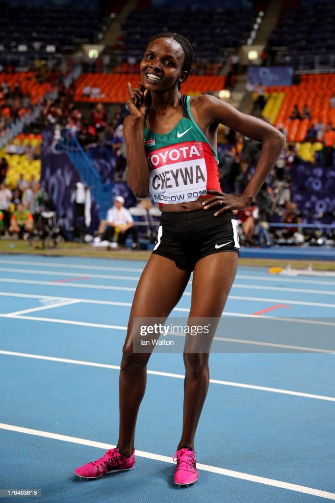 14th IAAF World Athletics Championships Moscow 2013 - Day Four