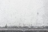 Mildewed walls