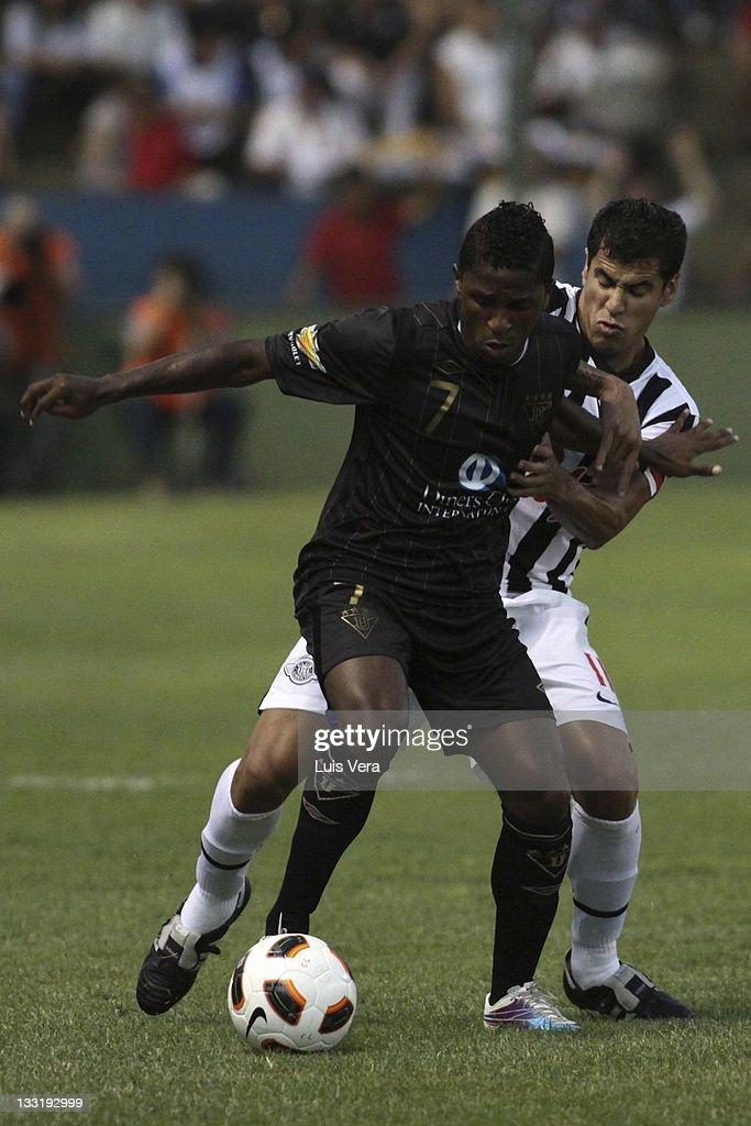 Libertad v LDU - Copa Sudamericana 2011