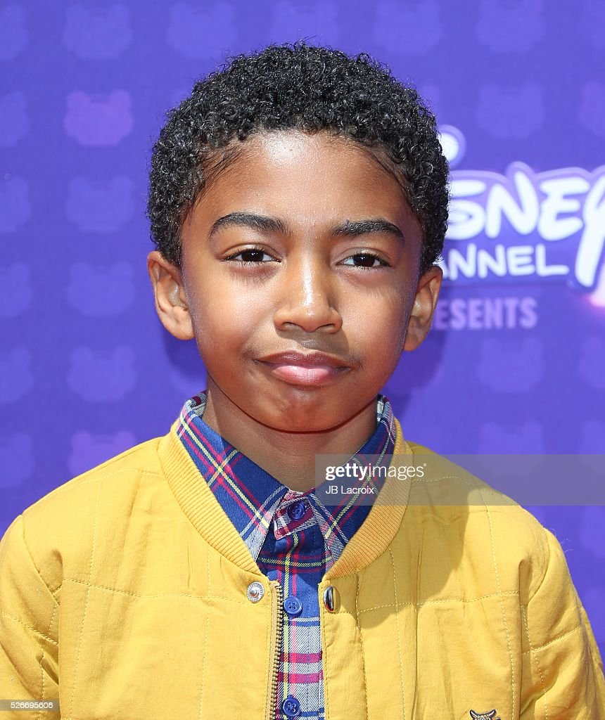 Miles Brown attends the 2016 Radio Disney Music Awards on April 30, 2016 in Los Angeles, California.