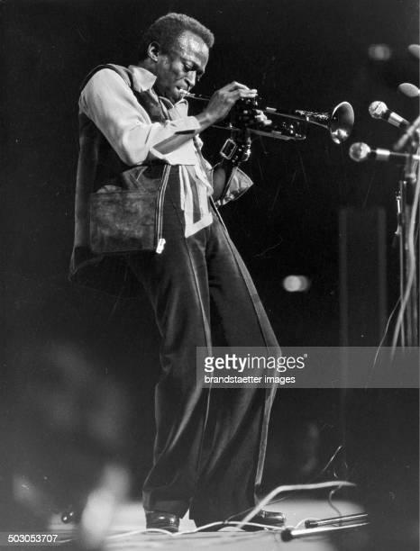 Miles Davis 1960 Photograph by Franz Hubmann