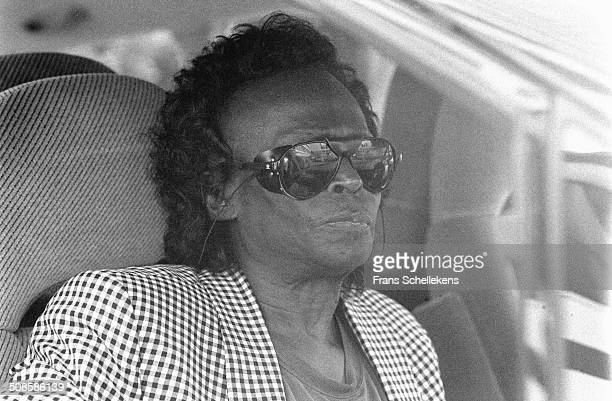 Miles Davis at the North Sea Jazz Festival in the Hague Netherlands on 14th July 1991
