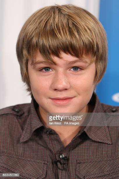 Miles Heizer at the the 'Rails Ties' press conference during the Toronto International Film Festival 2007 held at the Four Seasons Hotel