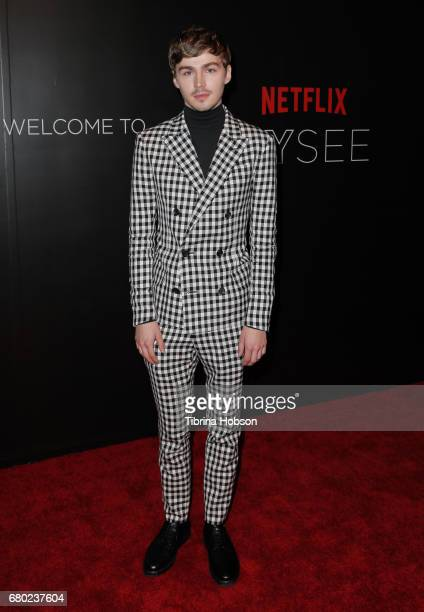 Miles Heizer attends the Netflix FYSEE KickOff event at Netflix FYSee Space on May 7 2017 in Beverly Hills California