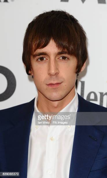 Miles Kane arrives at the Mojo Awards at the Brewery in London