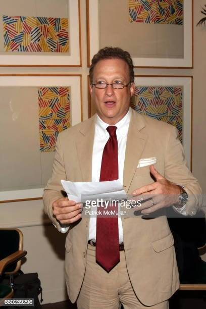 Miles Nadal attends Book Launch for Chris Anderson's 'Free The Future of a Radical Price' at Michael's Restaurant on July 7 2009 in New York