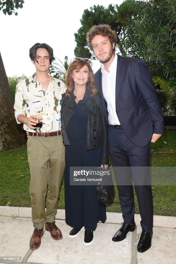 Hollywood Foreign Press Association Cocktail Party - 74th Venice Film Festival