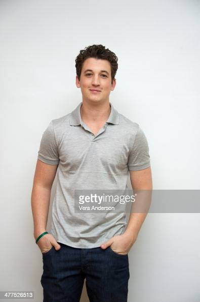 Miles Teller at the 'Divergent' Press Conference at the Four Seasons Hotel on March 8 2014 in Beverly Hills California
