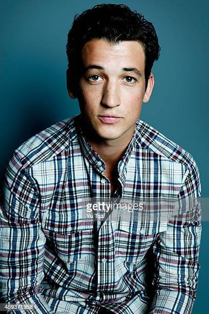 Miles Teller is photograged for Variety on September 6 2014 in Toronto Ontario