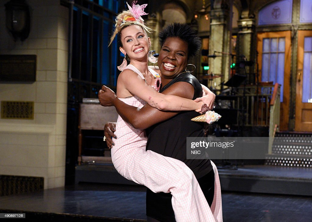 "NBC's ""Saturday Night Live"" with guest Miley Cyrus"