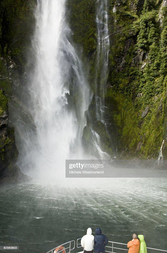 Milford Sound, Fjordland : Stock Photo