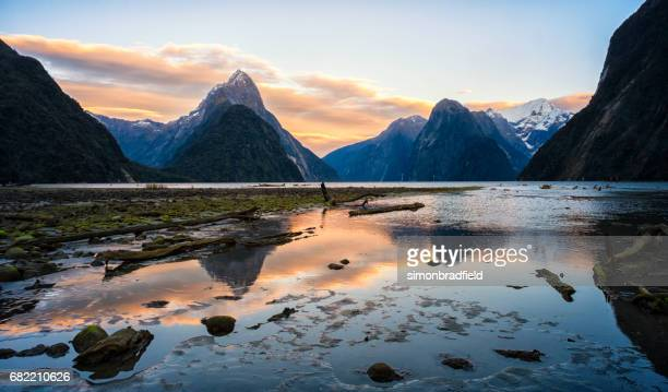 Milford Sound, On New Zealand's South Island