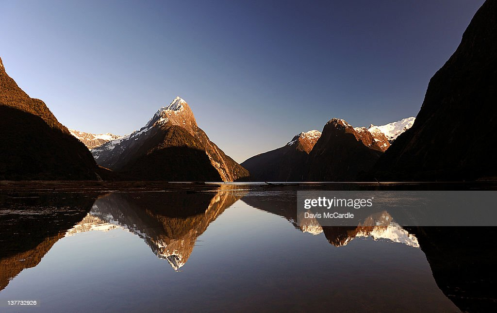 Milford Sound : Stock Photo