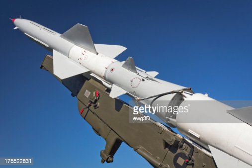 Military Air Missile : Stock Photo