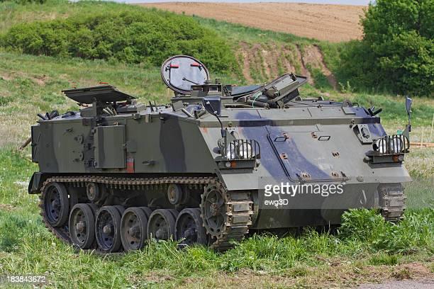 Military battlefield transport vehicle