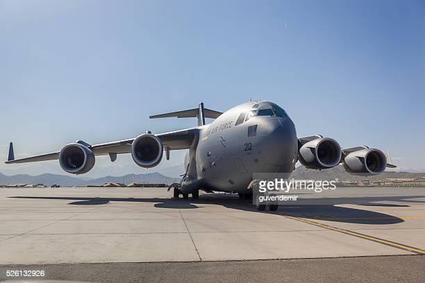 C-17 Military Cargo Transport Aircraft
