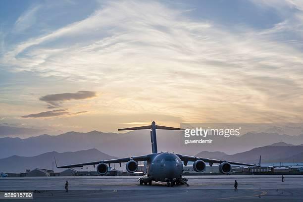 C - 17 Avion de Transport militaire Cargo