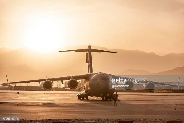 C - 17 trasporto Cargo aereo militare