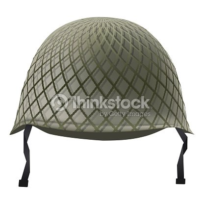 72a897a6ef1a16 Military classic helmet with grid. Isolated on white background. Bitmap