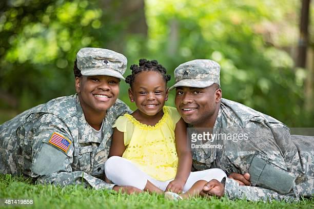 Familiar militar